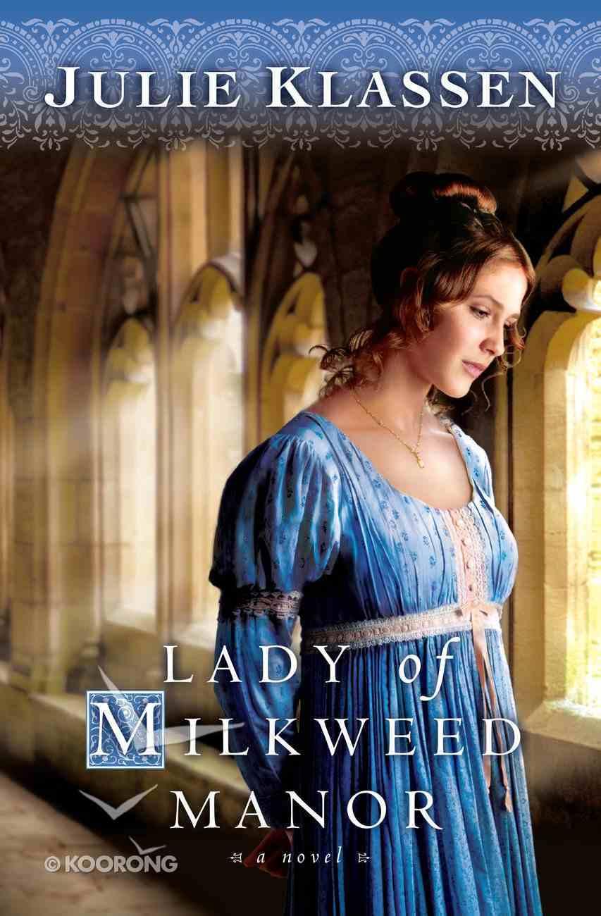 Lady of Milkweed Manor eBook