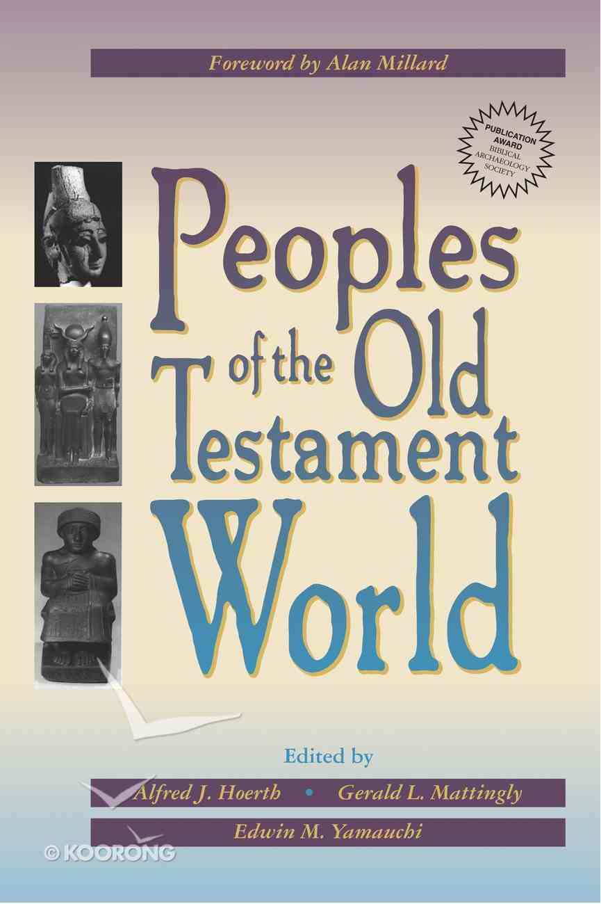 Peoples of the Old Testament World eBook
