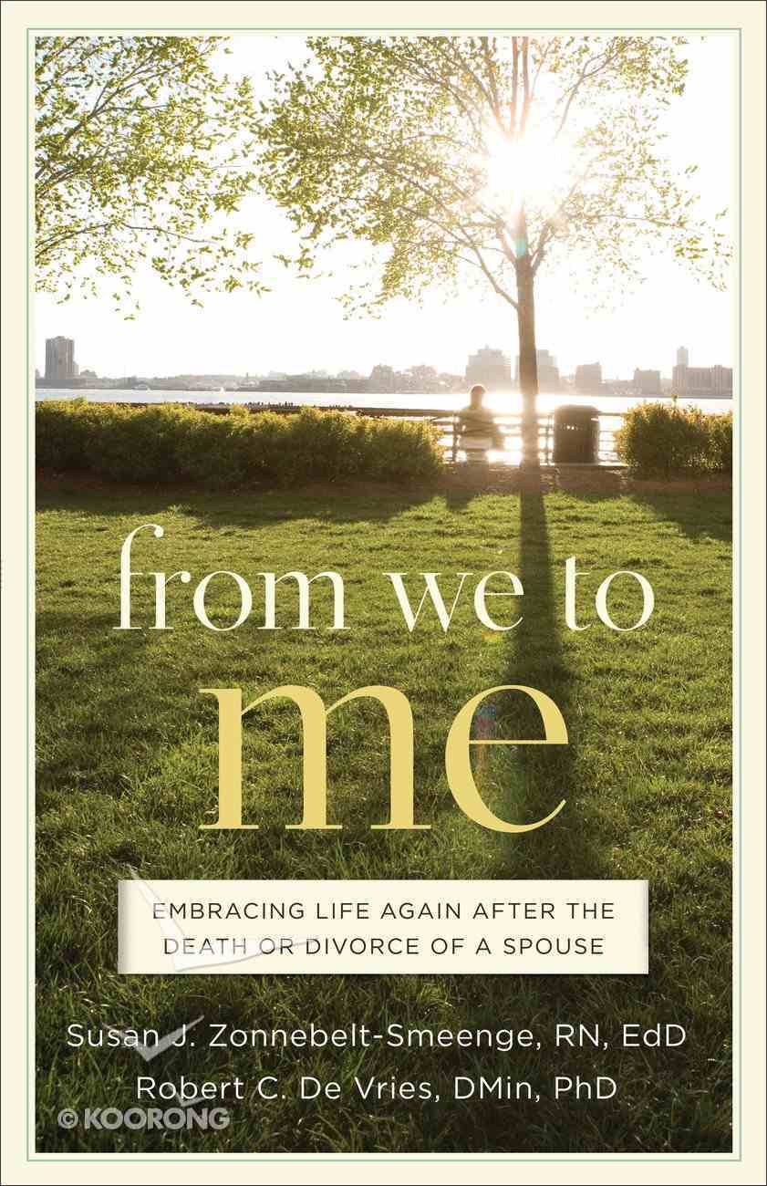 From We to Me eBook