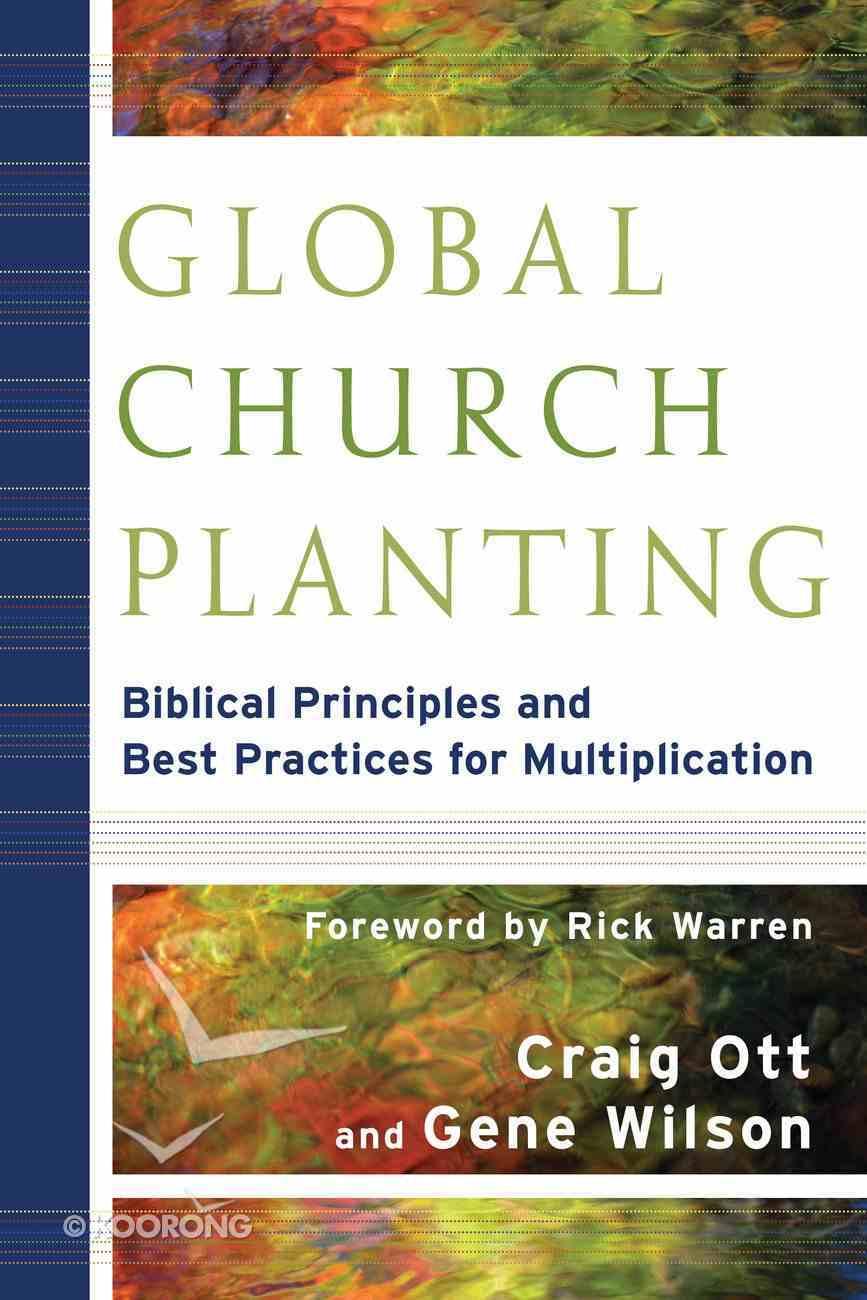 Global Church Planting eBook