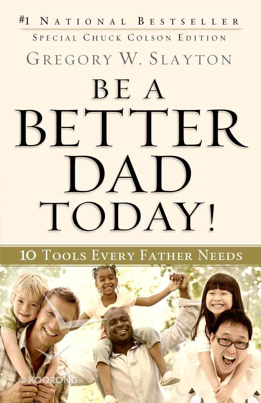 Be a Better Dad Today! eBook