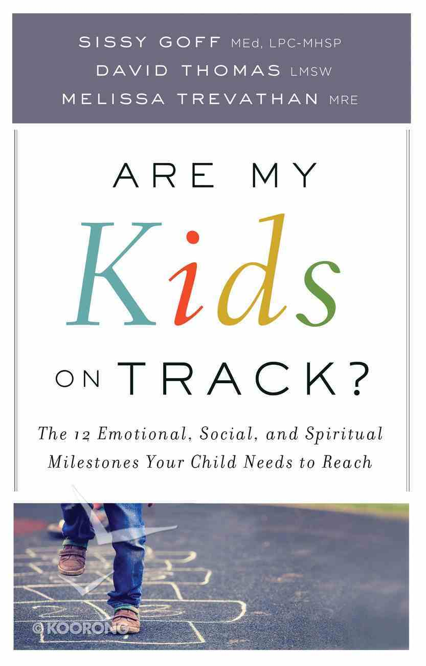 Are My Kids on Track? eBook