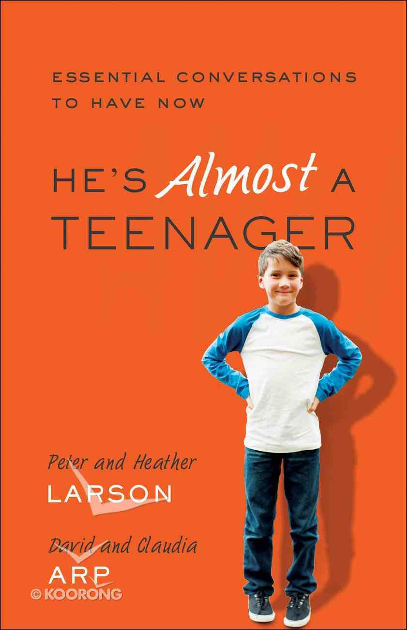 He's Almost a Teenager eBook
