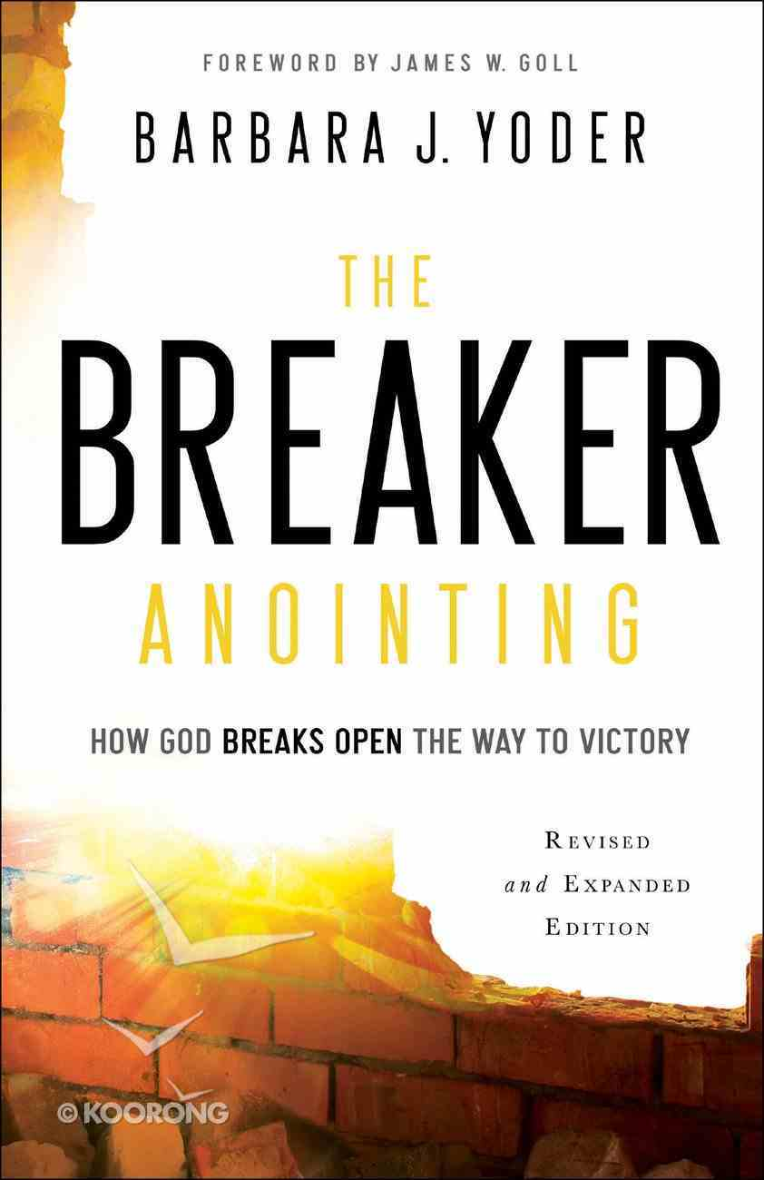 The Breaker Anointing eBook