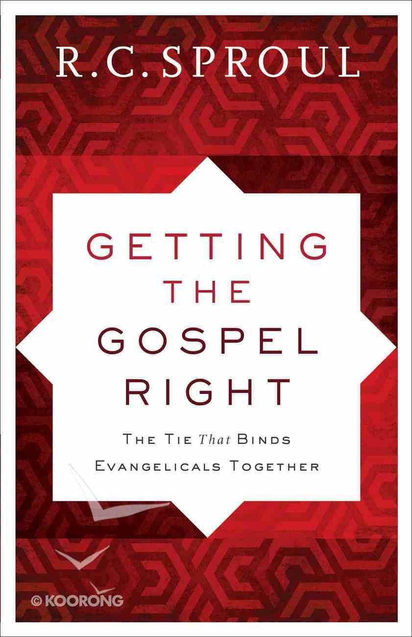Getting the Gospel Right eBook