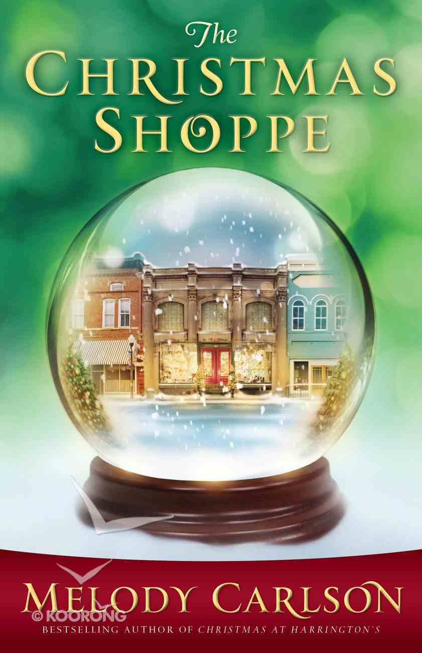 The Christmas Shoppe eBook