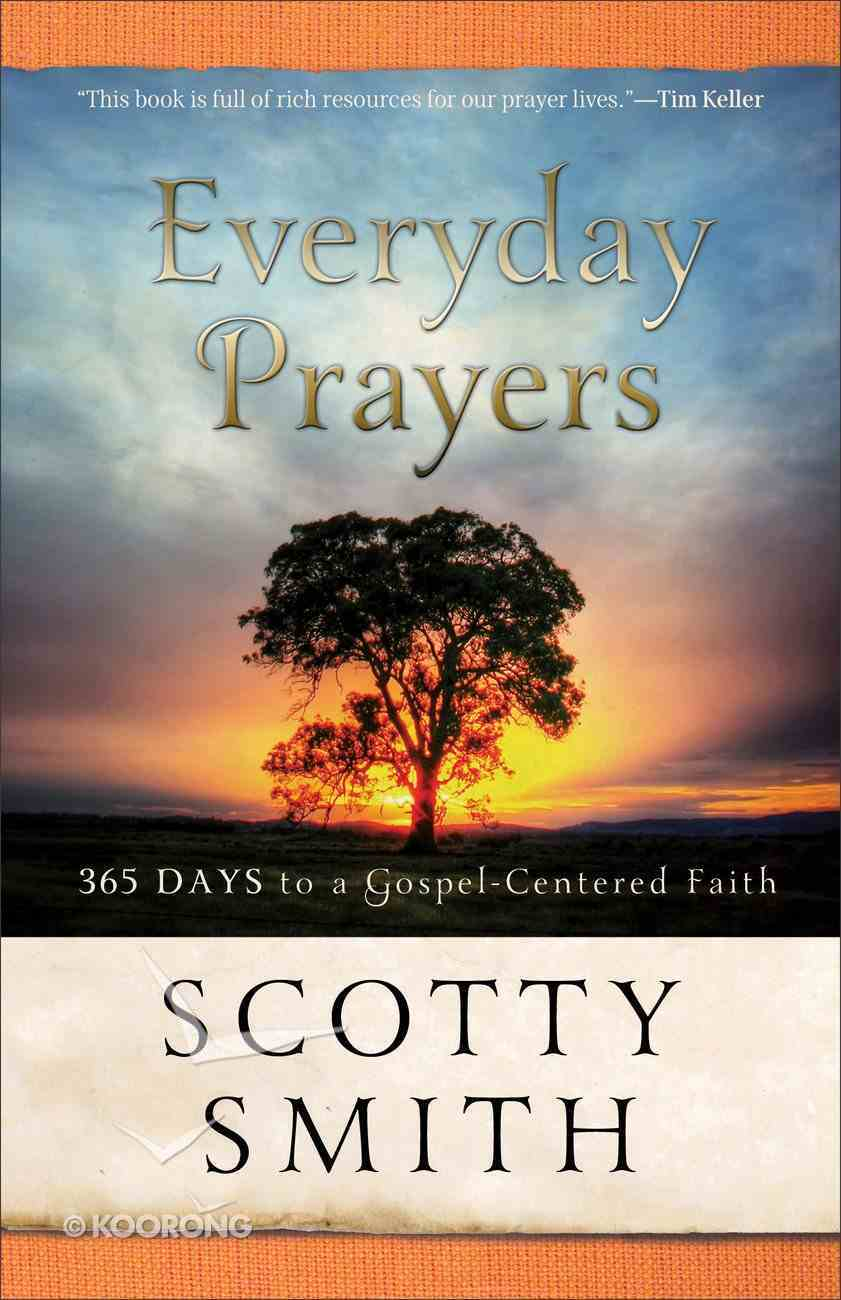 Everyday Prayers For a Transformed Life eBook