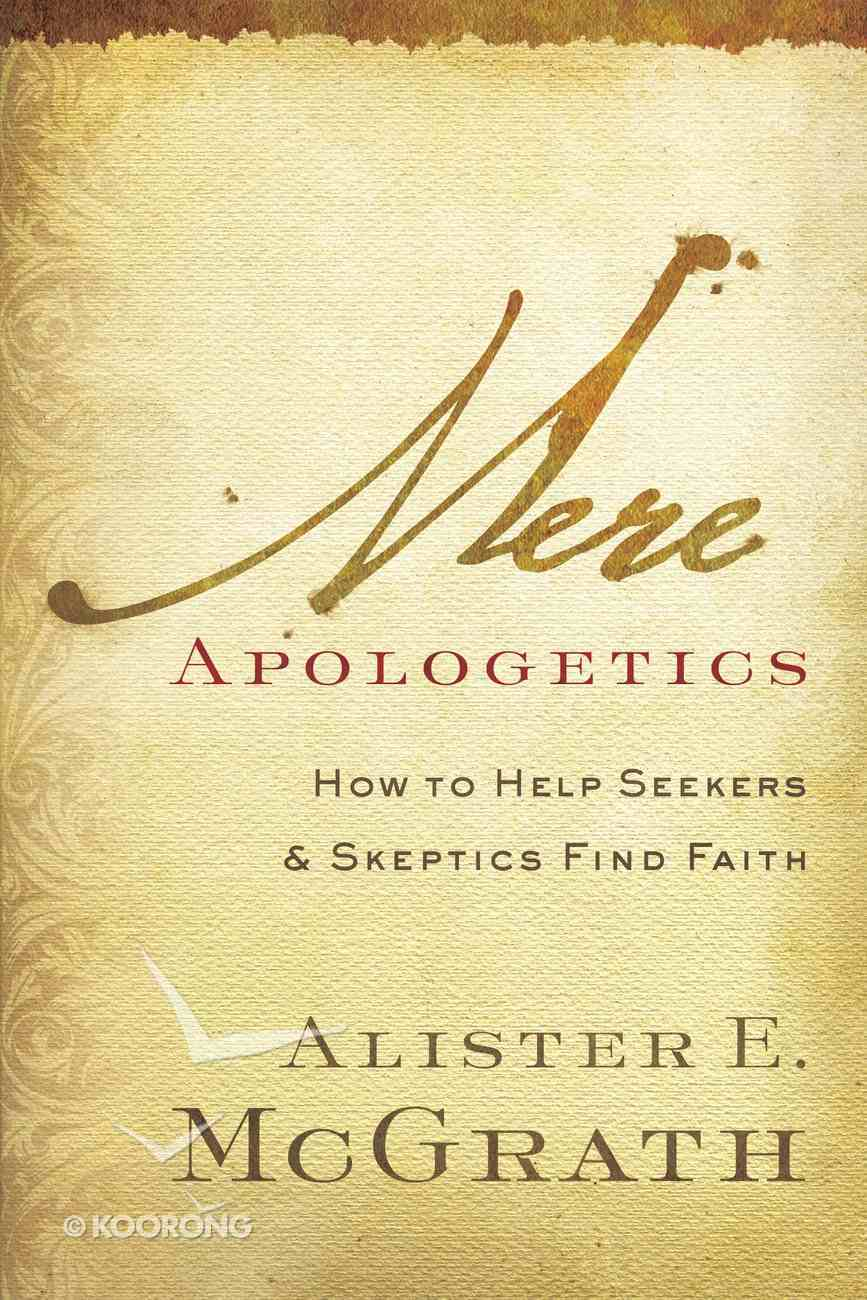 Mere Apologetics eBook