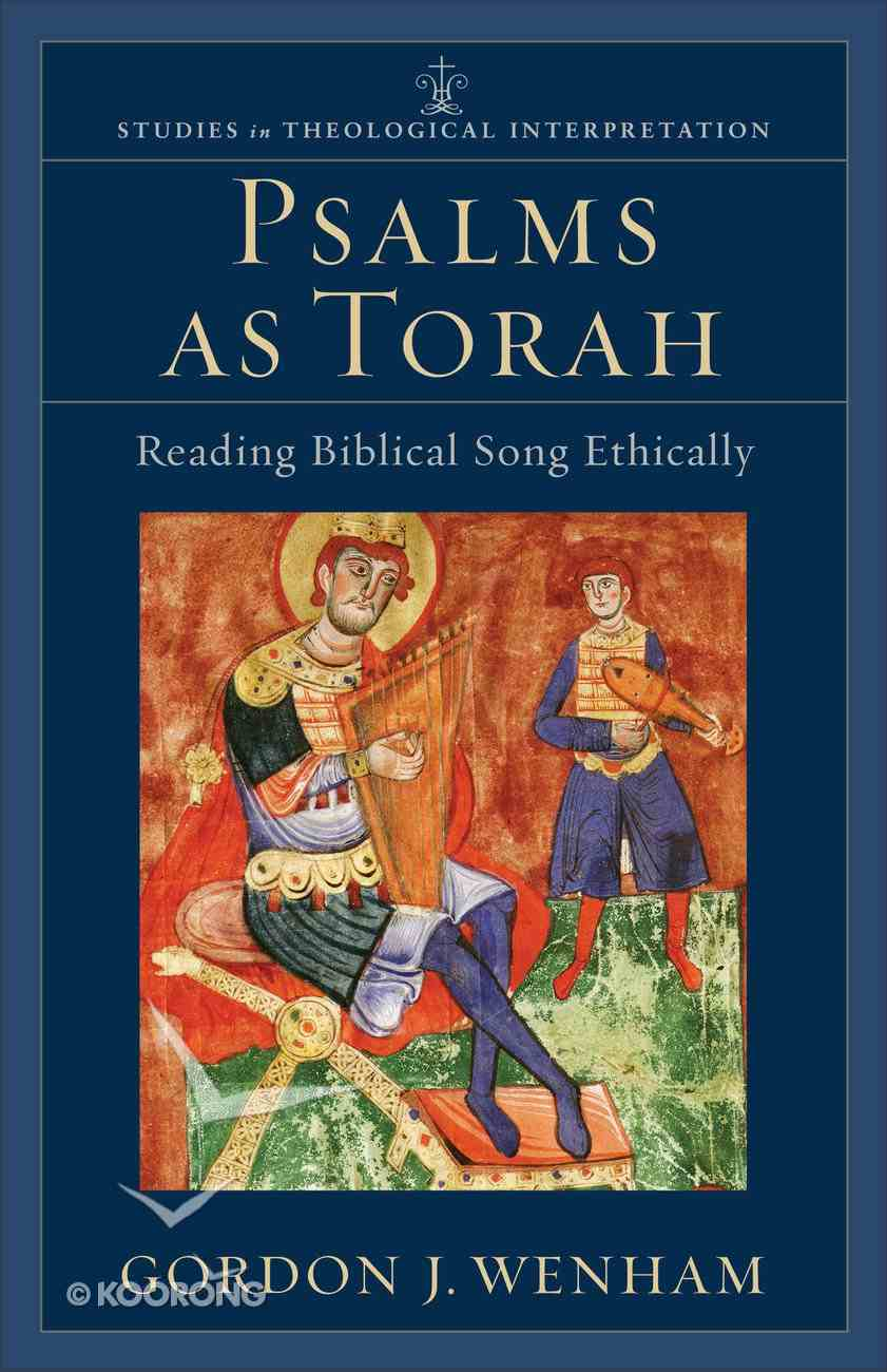 Psalms as Torah eBook