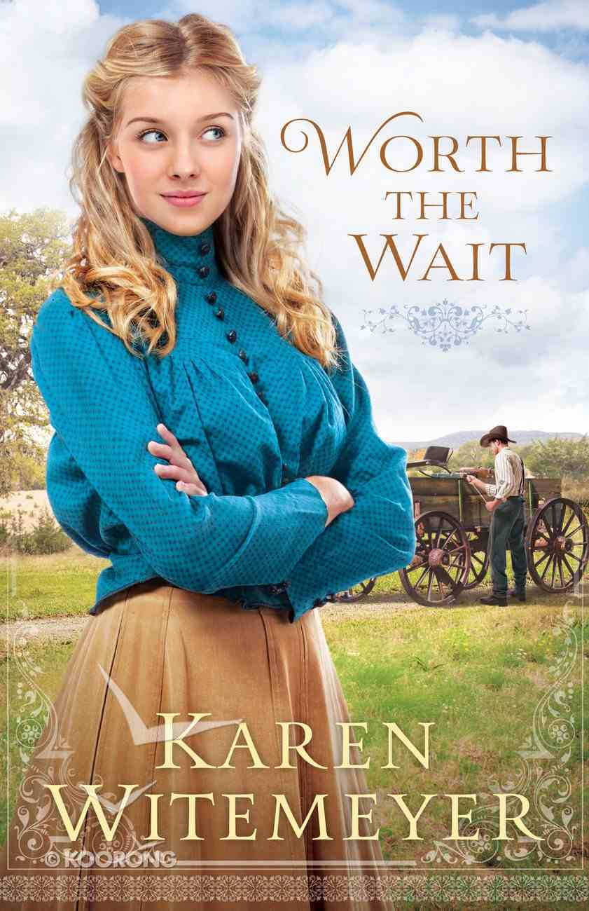 Worth the Wait (Ladies Of Harper's Station Series) eBook