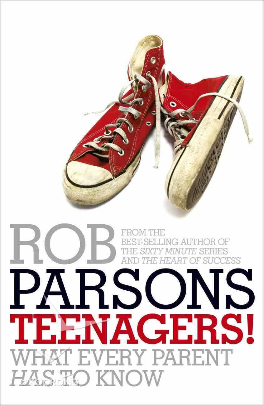 Teenagers! eBook