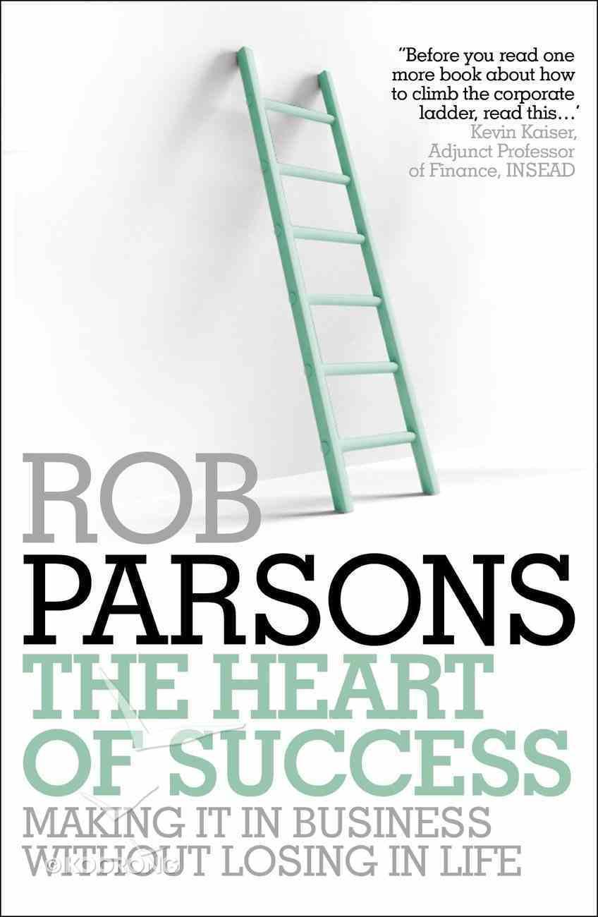 The Heart of Success eBook