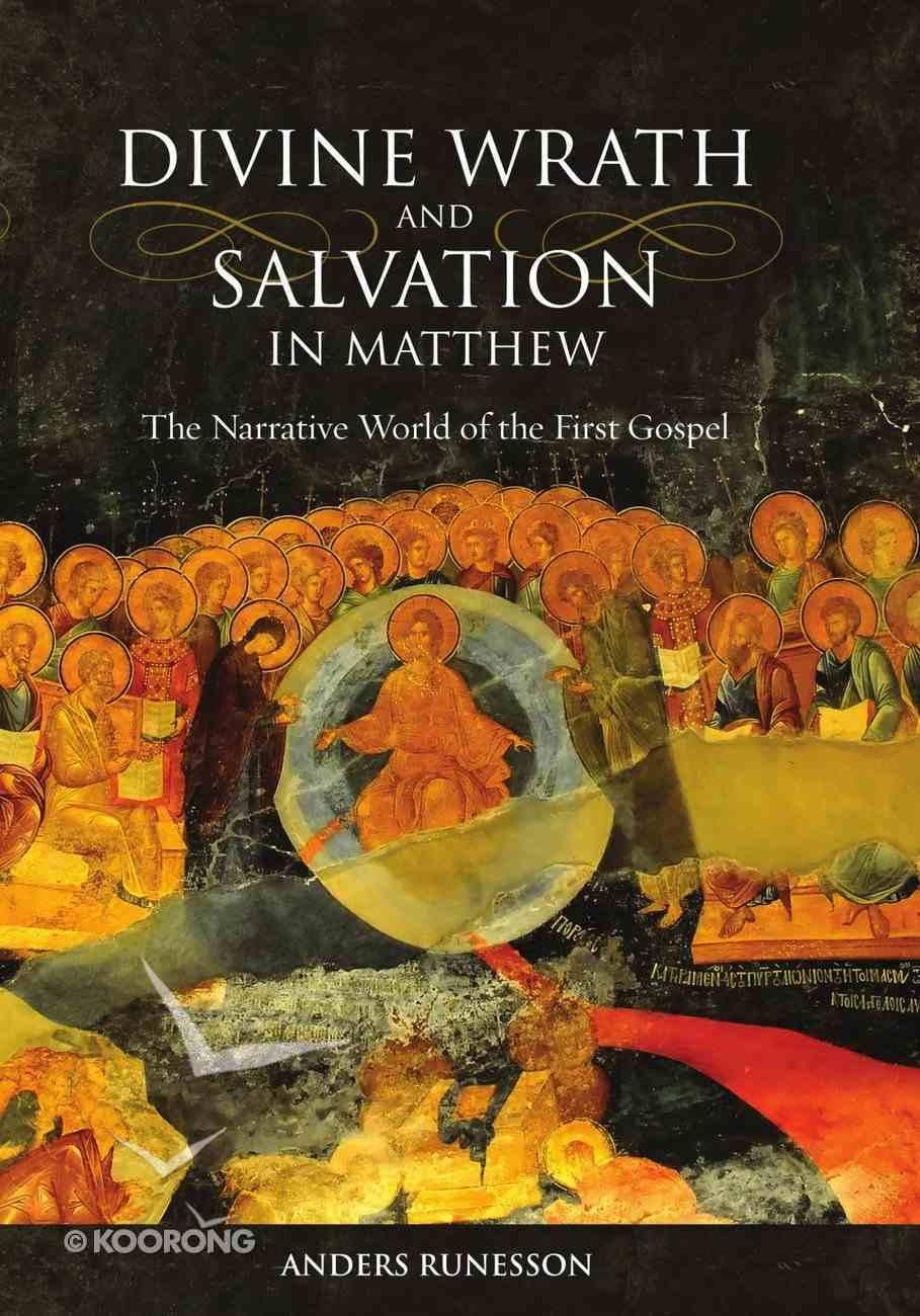Divine Wrath and Salvation in Matthew eBook