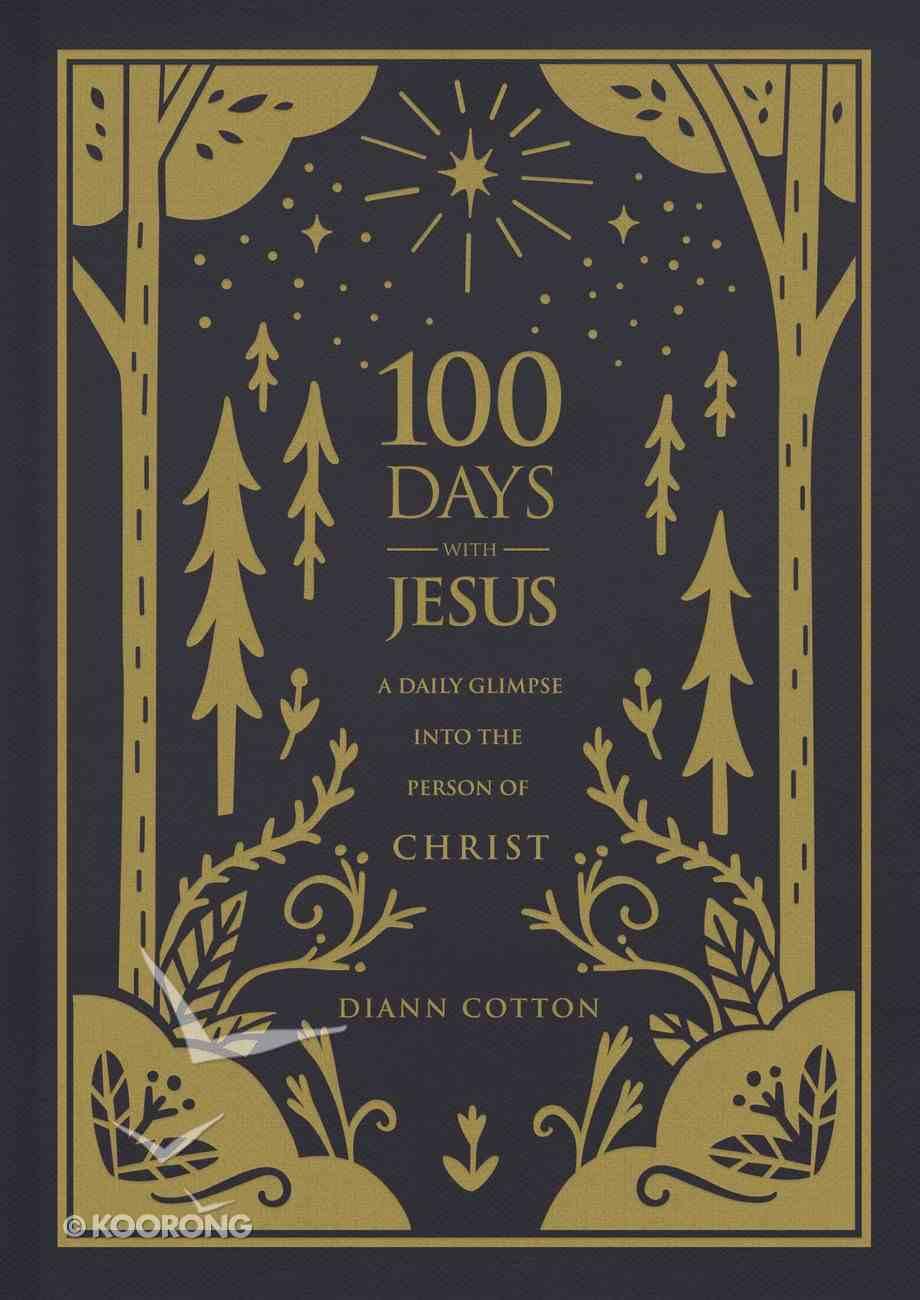 100 Days With Jesus eBook