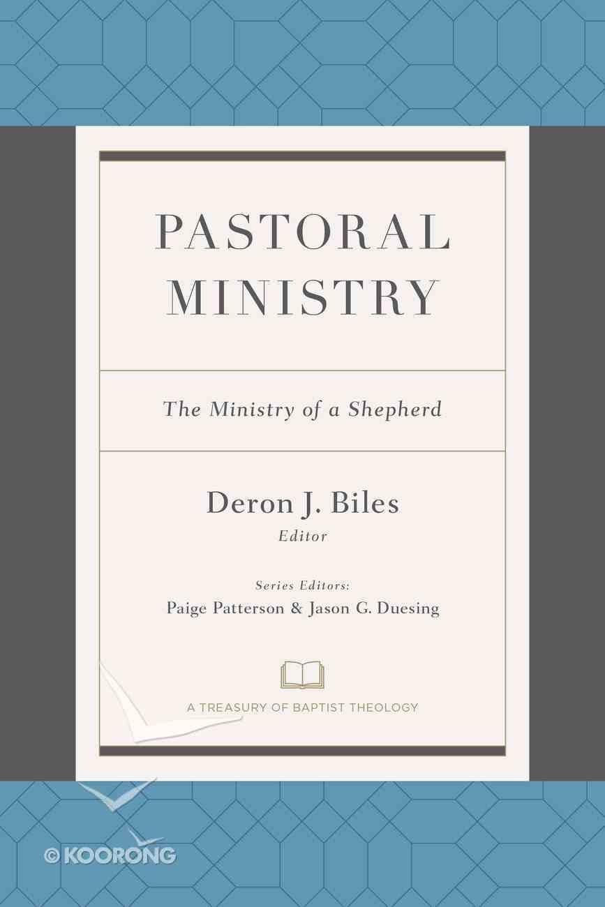 Pastoral Ministry eBook