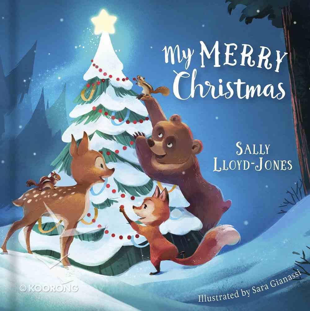 My Merry Christmas eBook