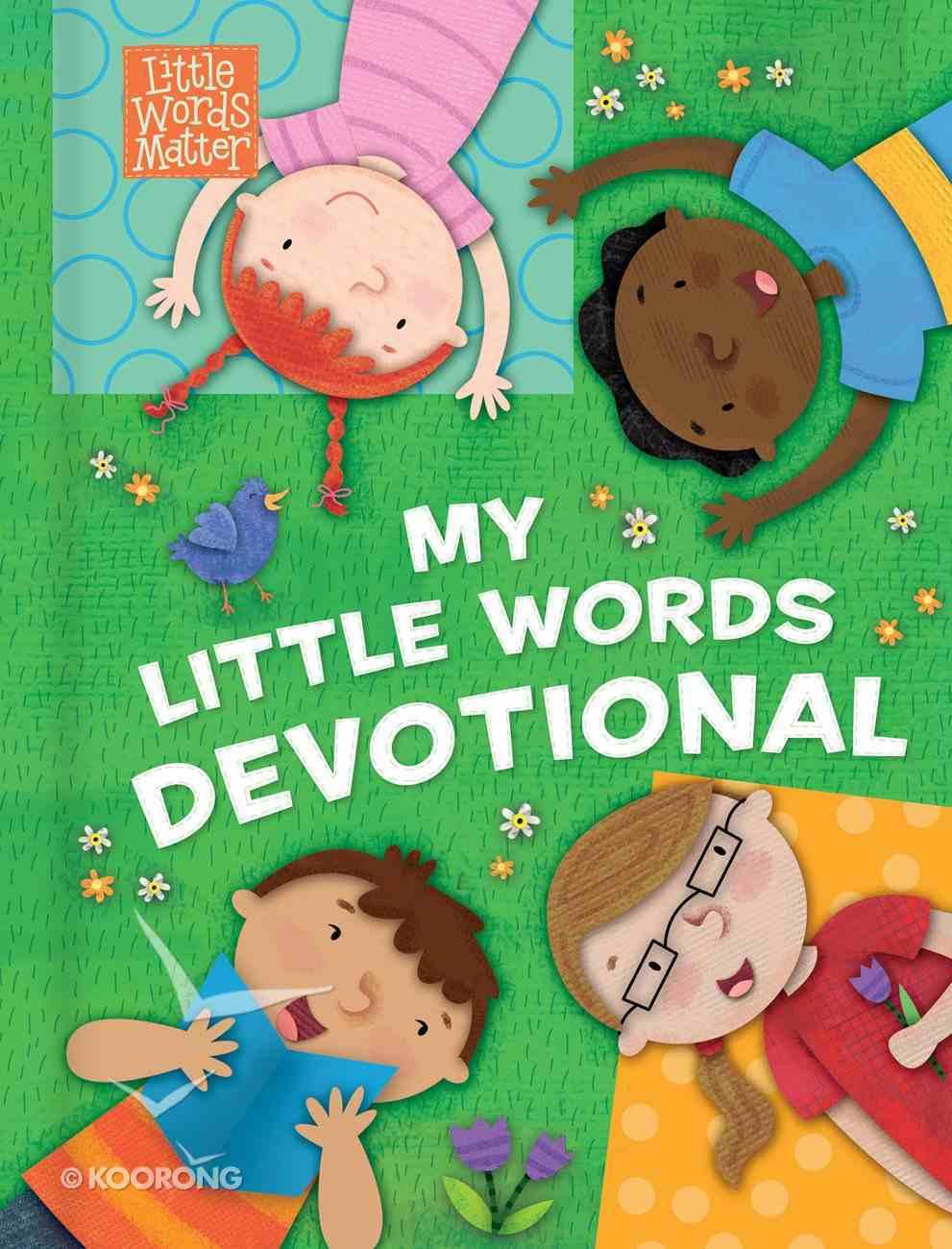 My Little Words Devotional (Little Words Matter Series) eBook