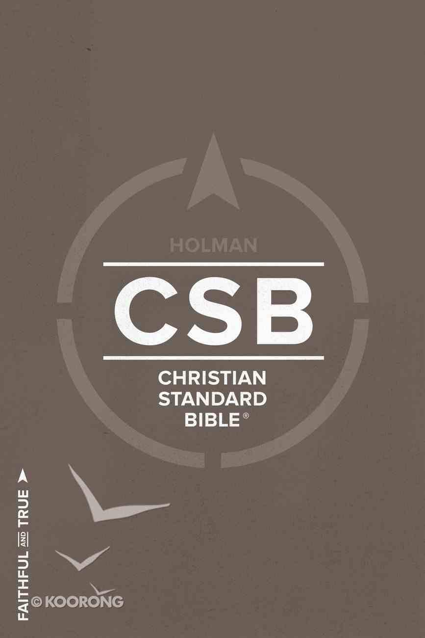 CSB Holy Bible Digital Edition (V.2) eBook