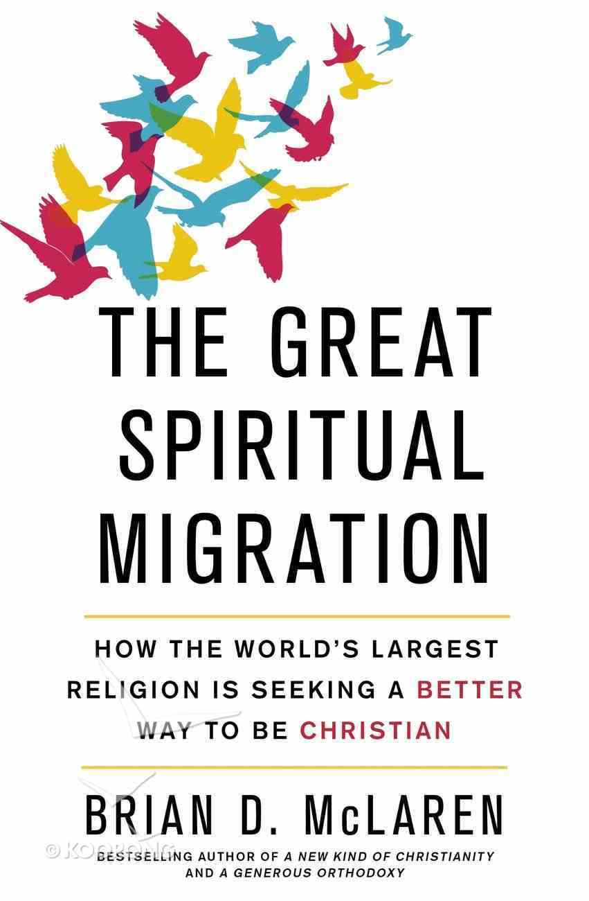 The Great Spiritual Migration eBook