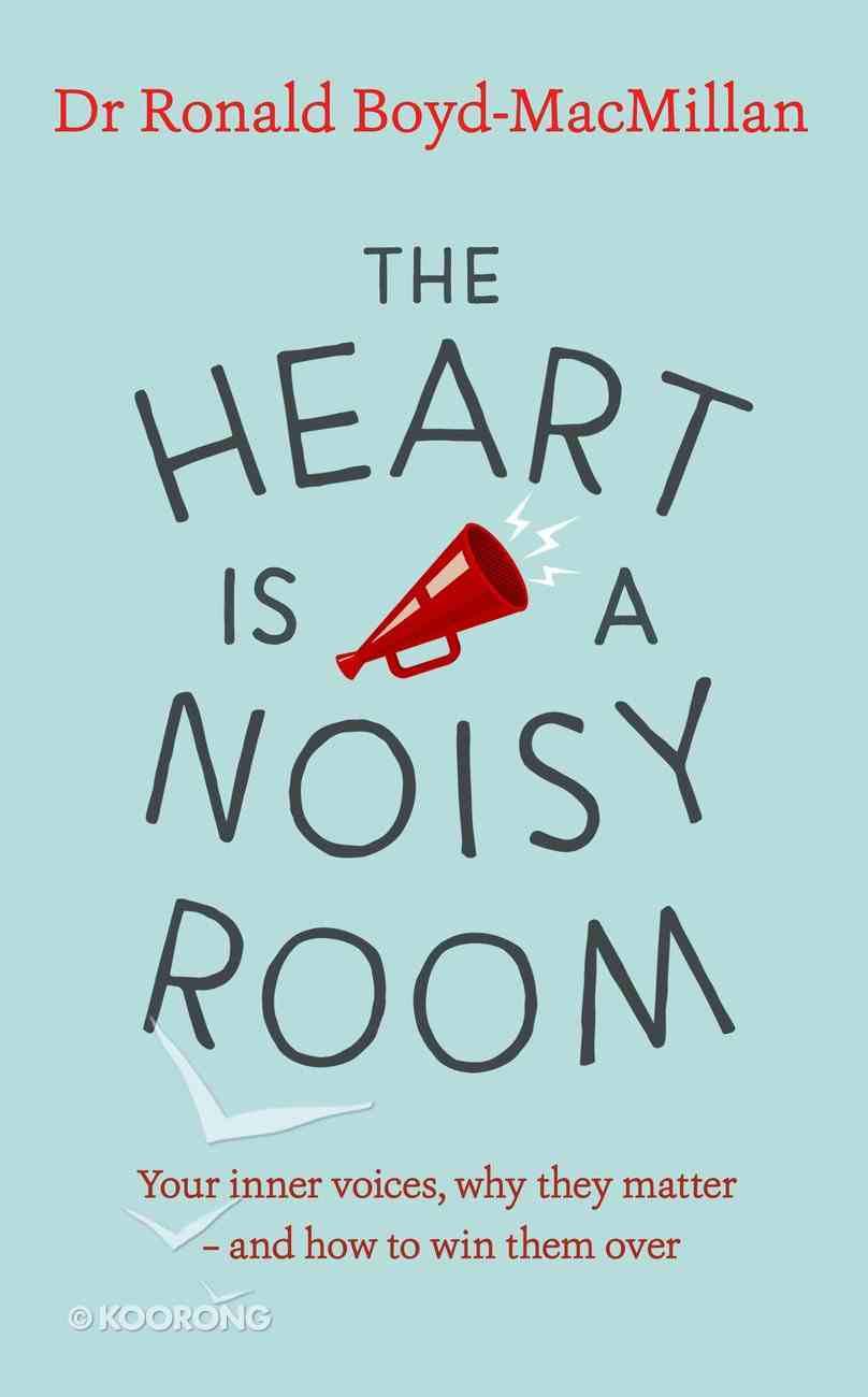 The Heart is a Noisy Room eBook