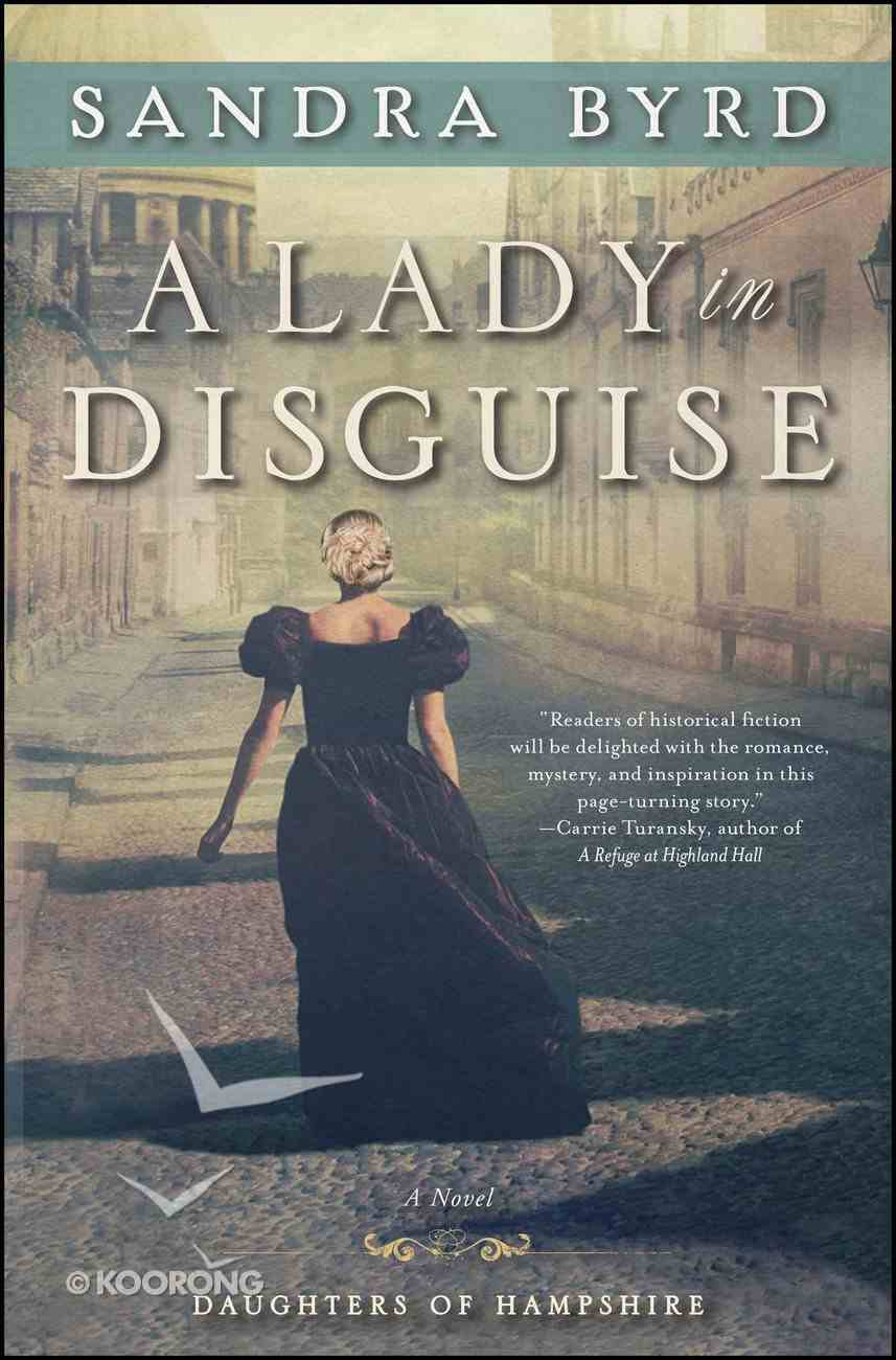 A Lady in Disguise eBook