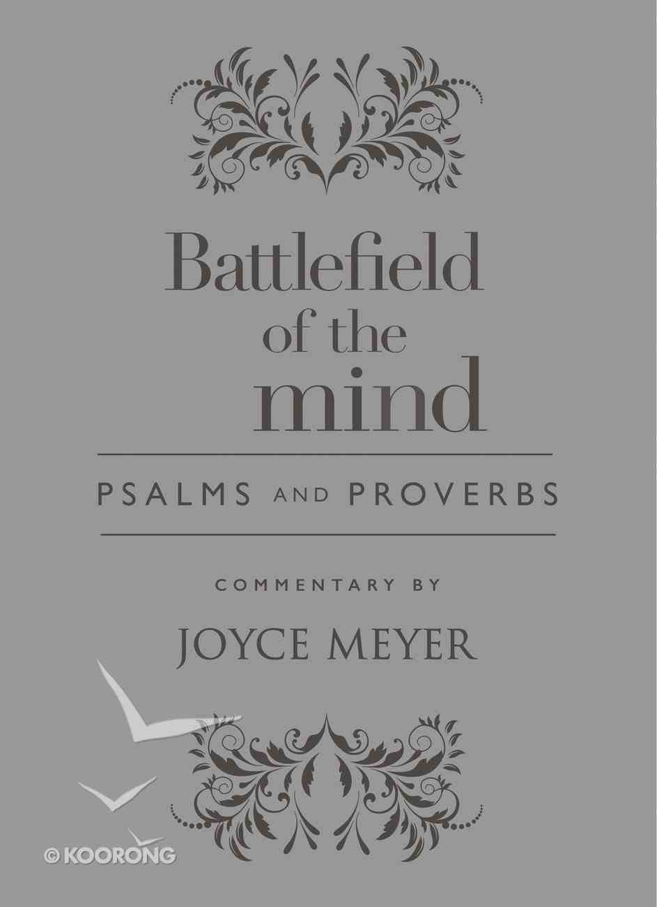 Amplified Battlefield of the Mind Psalms and Proverbs eBook