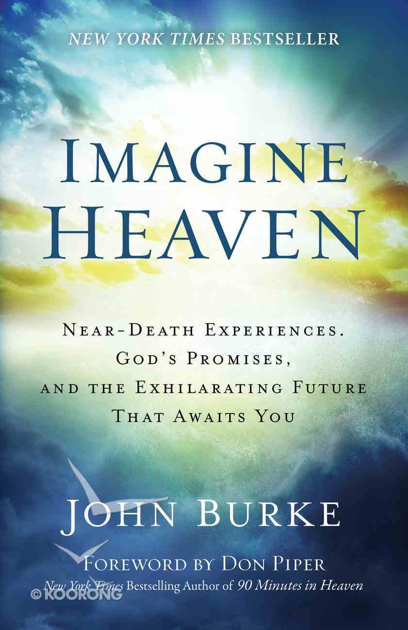 Imagine Heaven eBook