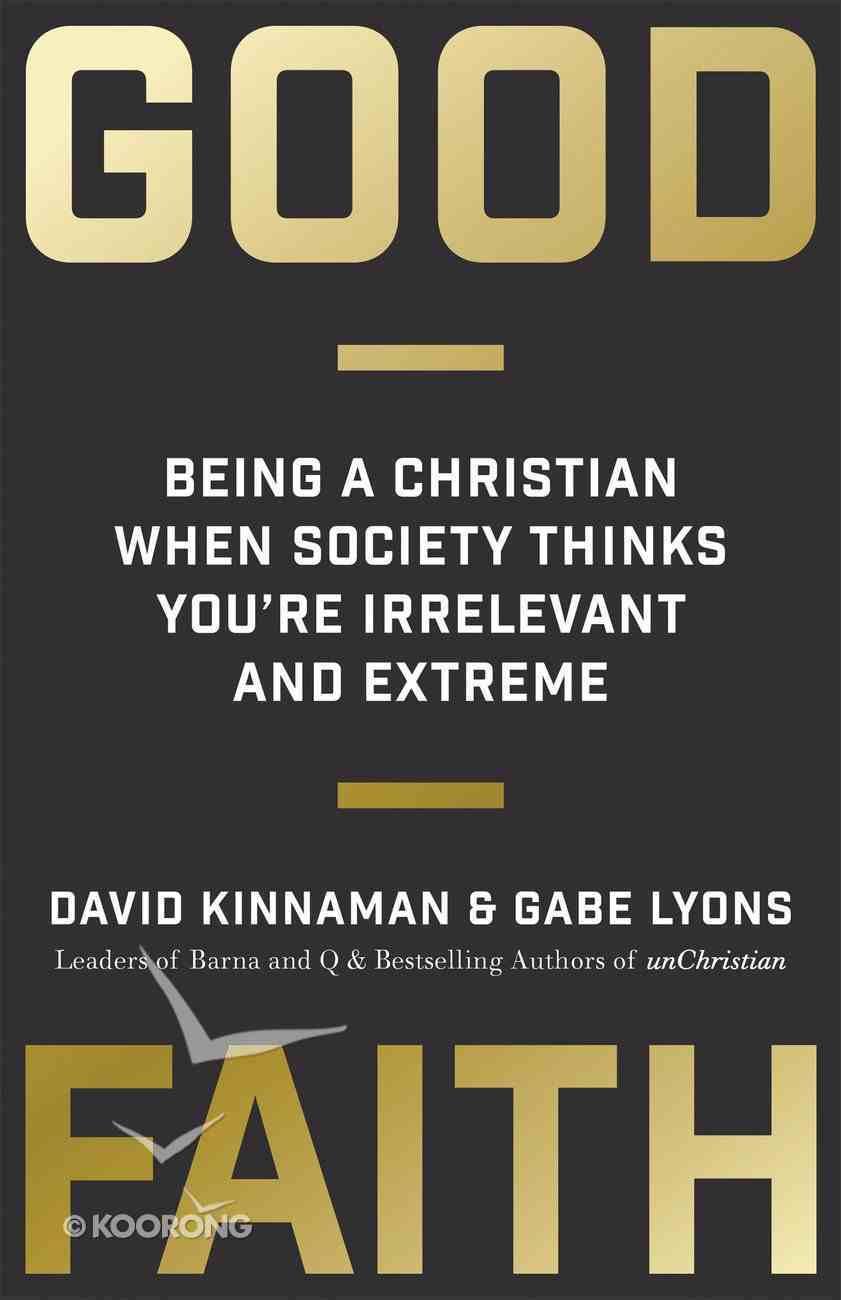 Good Faith eBook