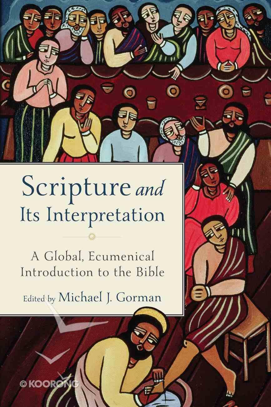 Scripture and Its Interpretation eBook