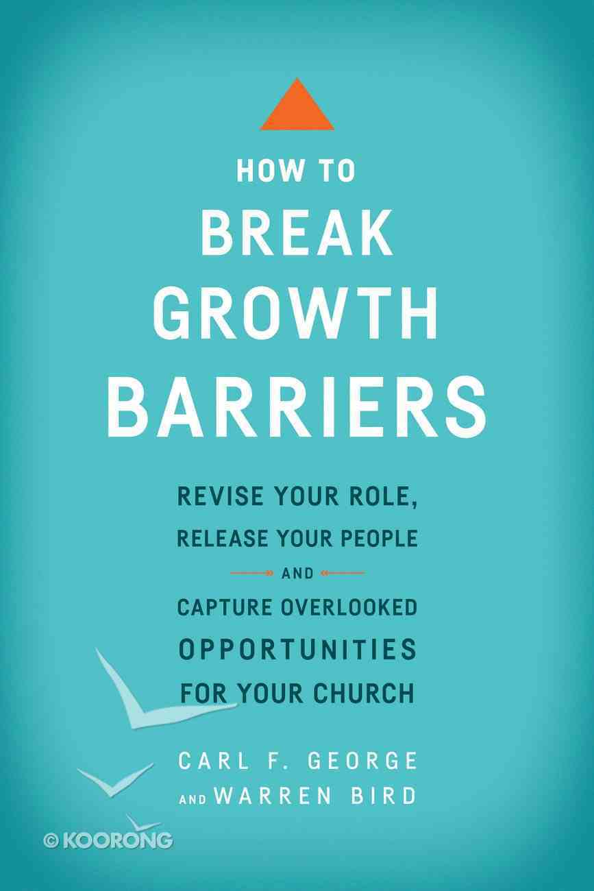How to Break Growth Barriers eBook