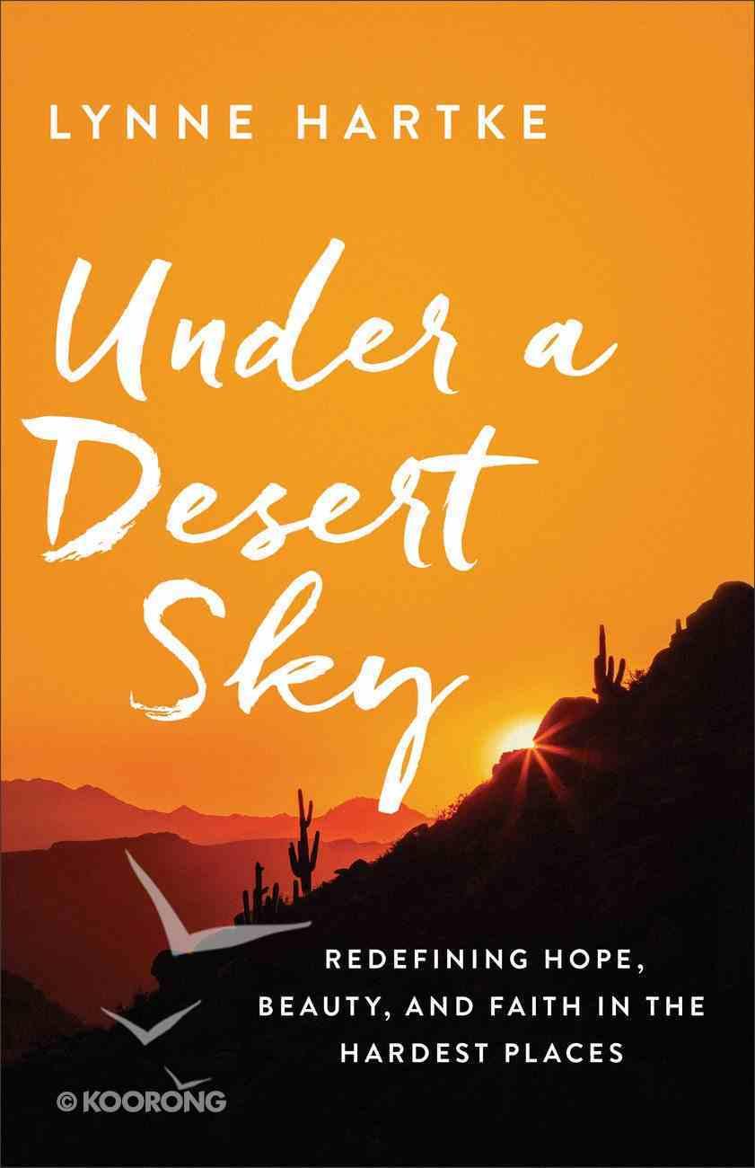 Under a Desert Sky eBook
