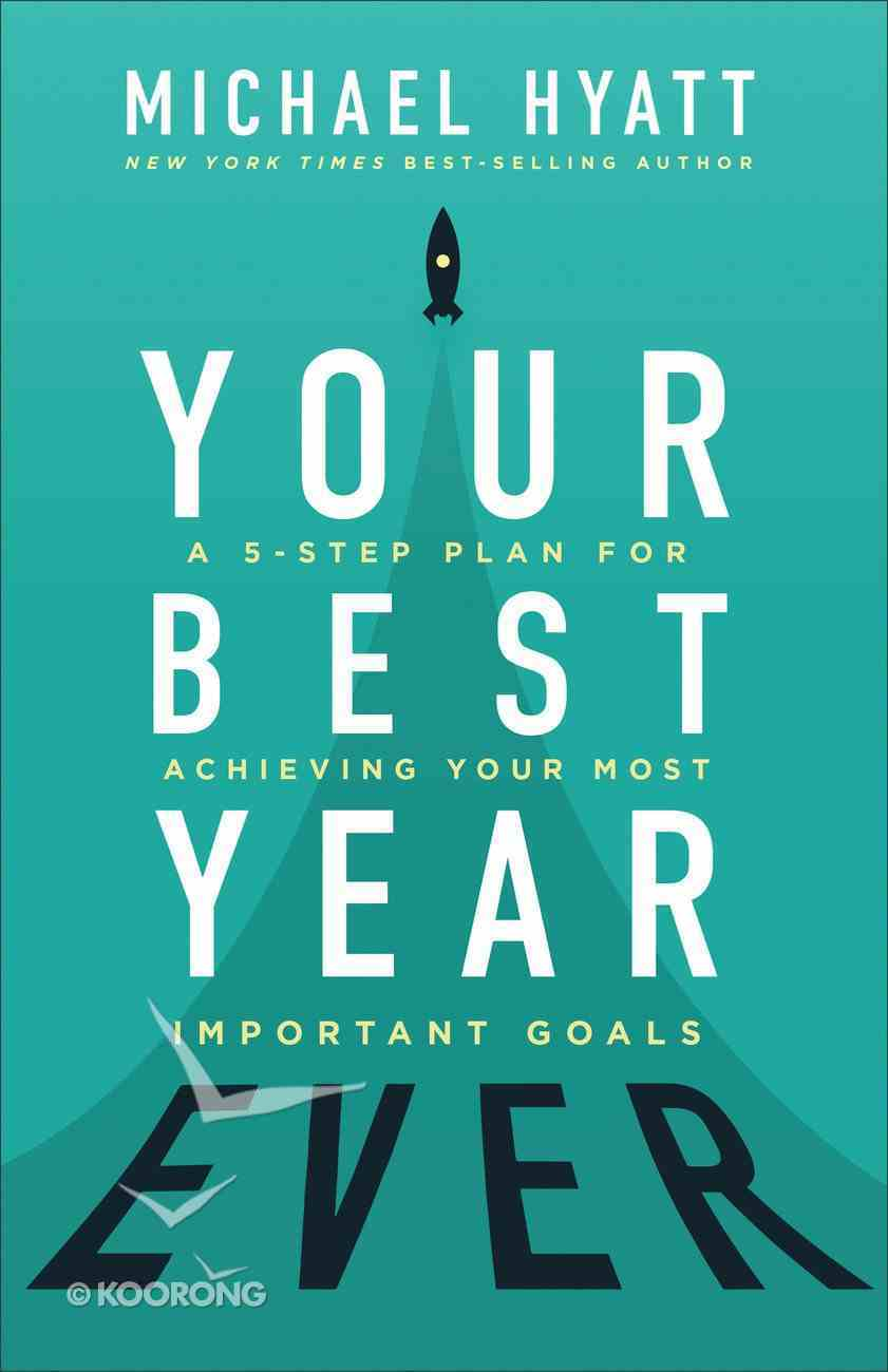 Your Best Year Ever eBook