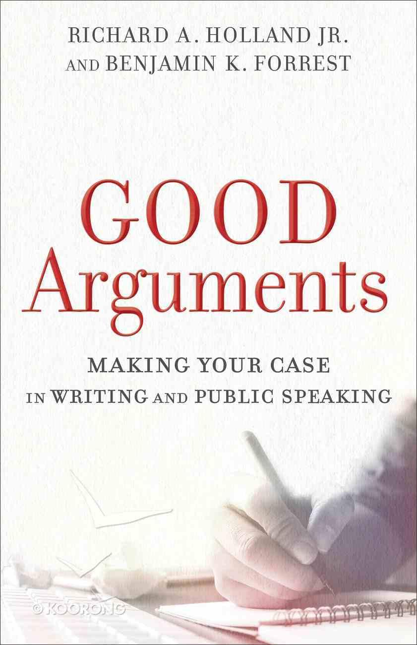 Good Arguments eBook
