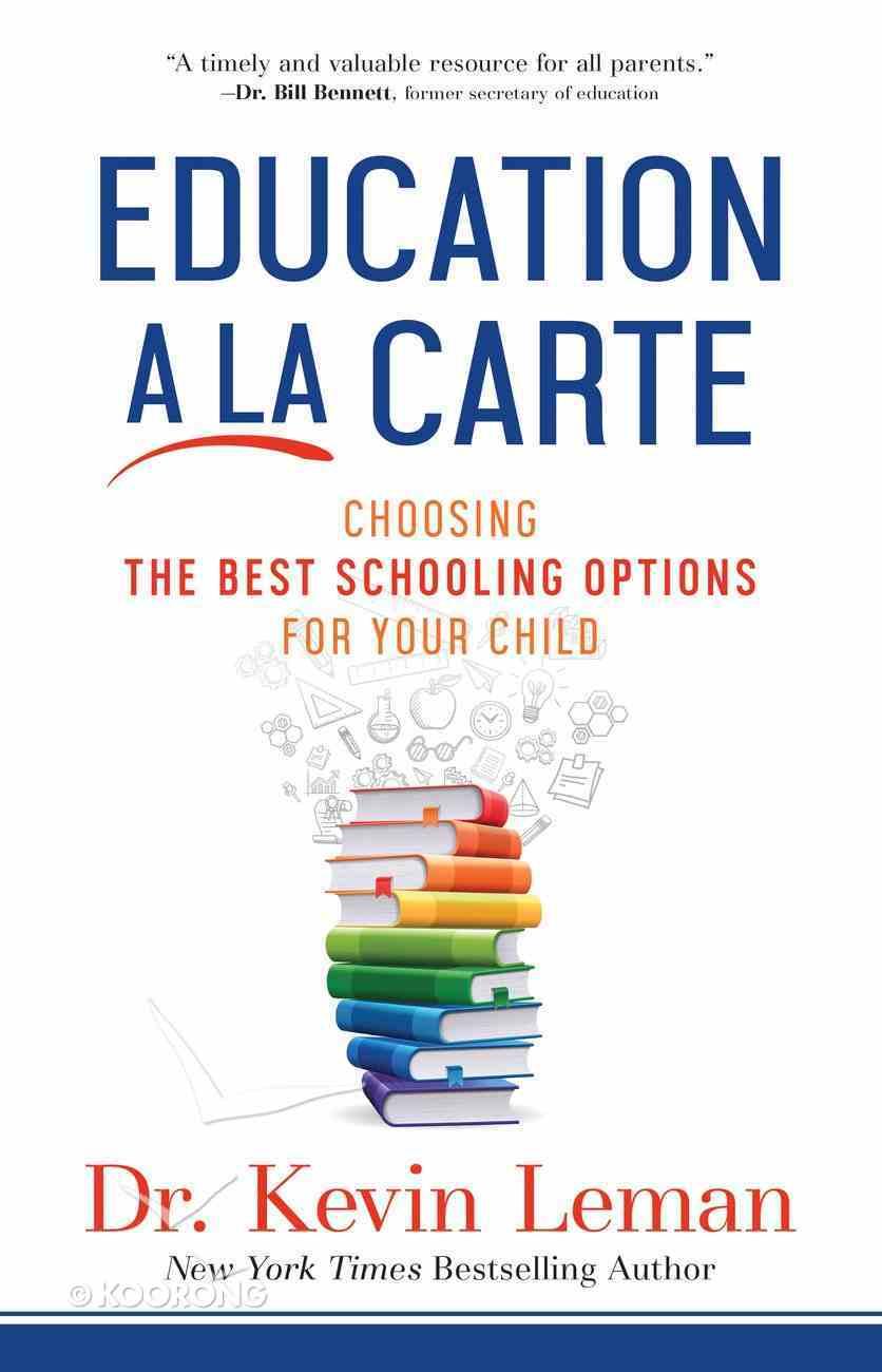 Education a La Carte eBook