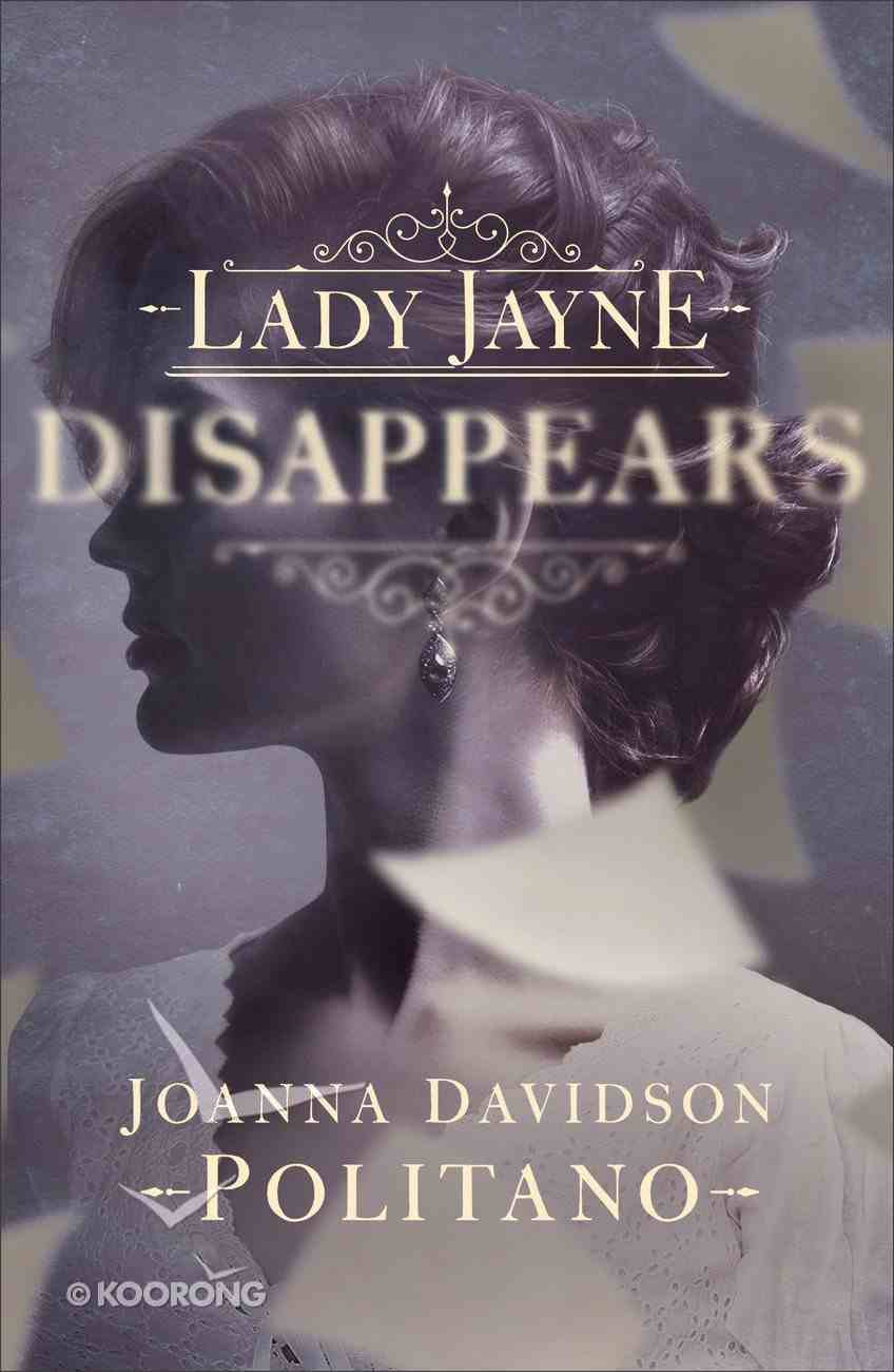 Lady Jayne Disappears eBook