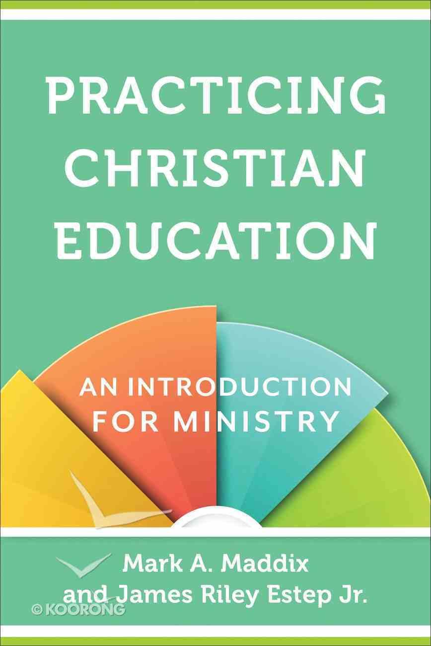 Practicing Christian Education eBook