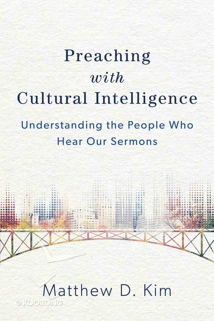 Preaching With Cultural Intelligence eBook