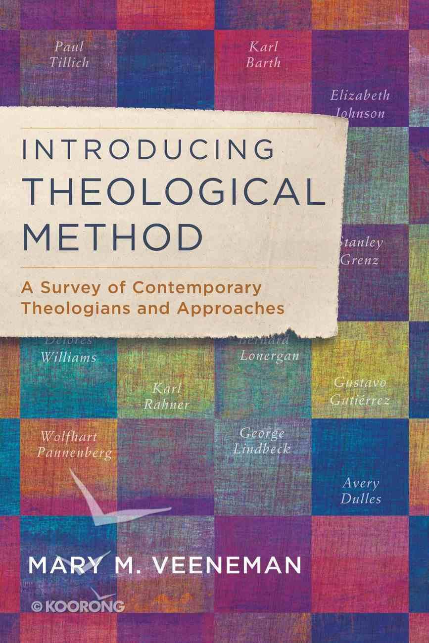 Introducing Theological Method eBook