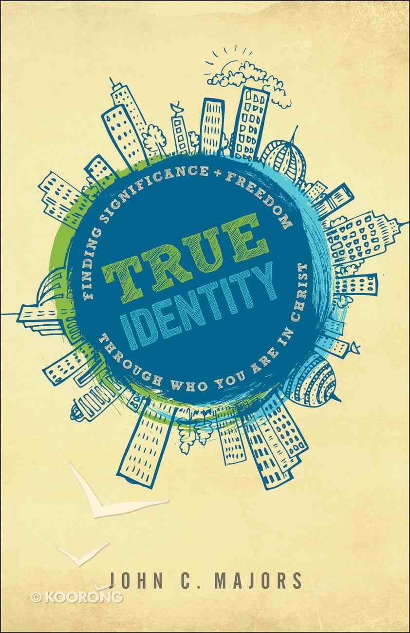 True Identity eBook
