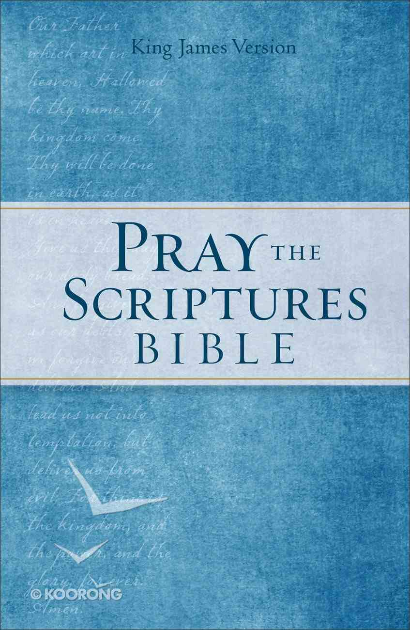 KJV Pray the Scriptures Bible eBook