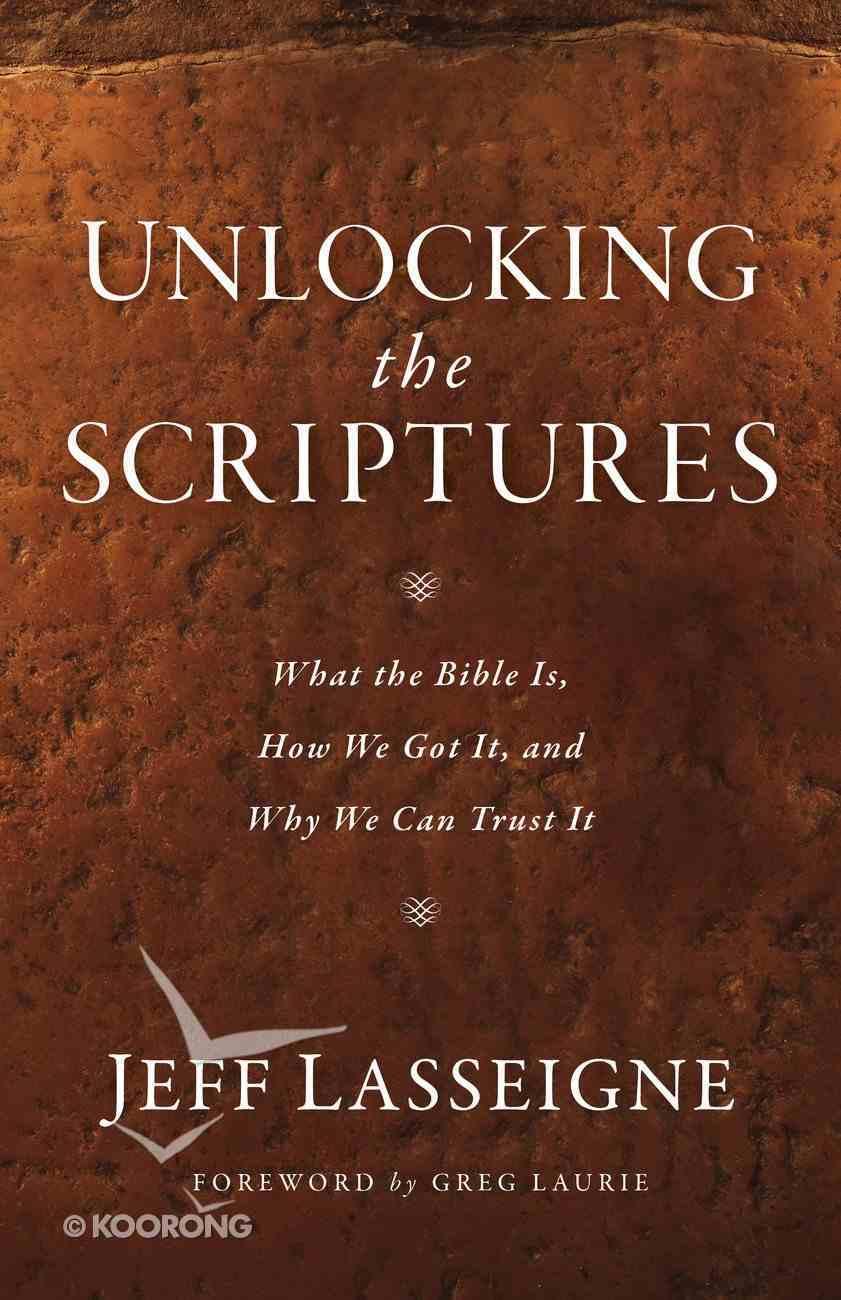Unlocking the Scriptures eBook