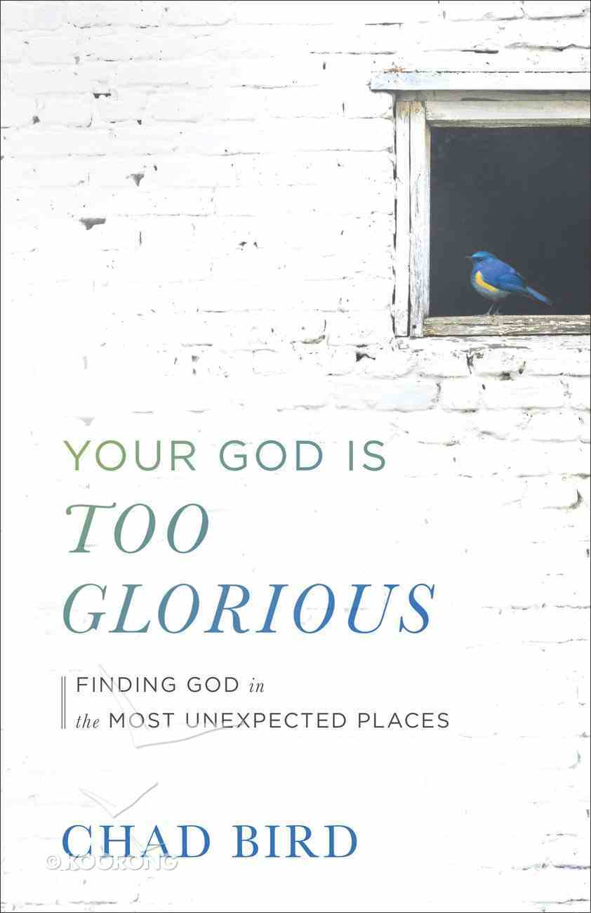 Your God is Too Glorious eBook