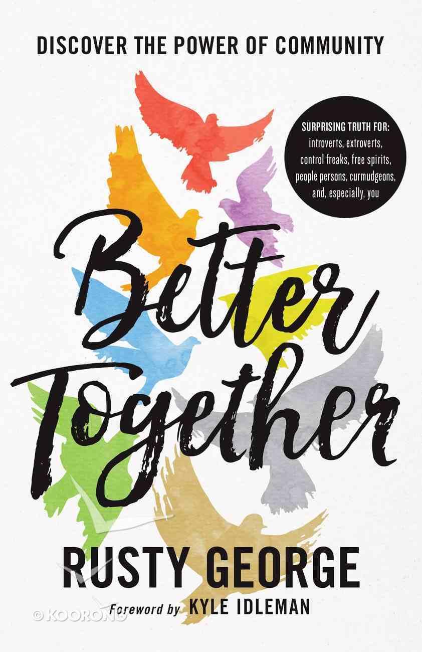 Better Together eBook