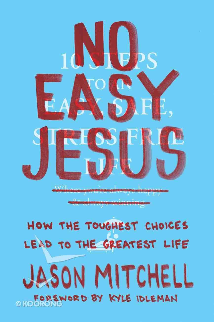 No Easy Jesus eBook