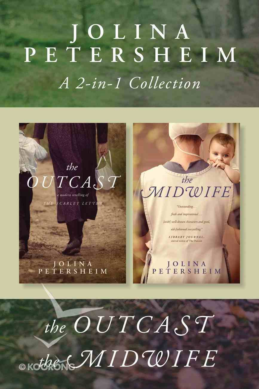 2in1 Collection: The Outcast / the Midwife eBook