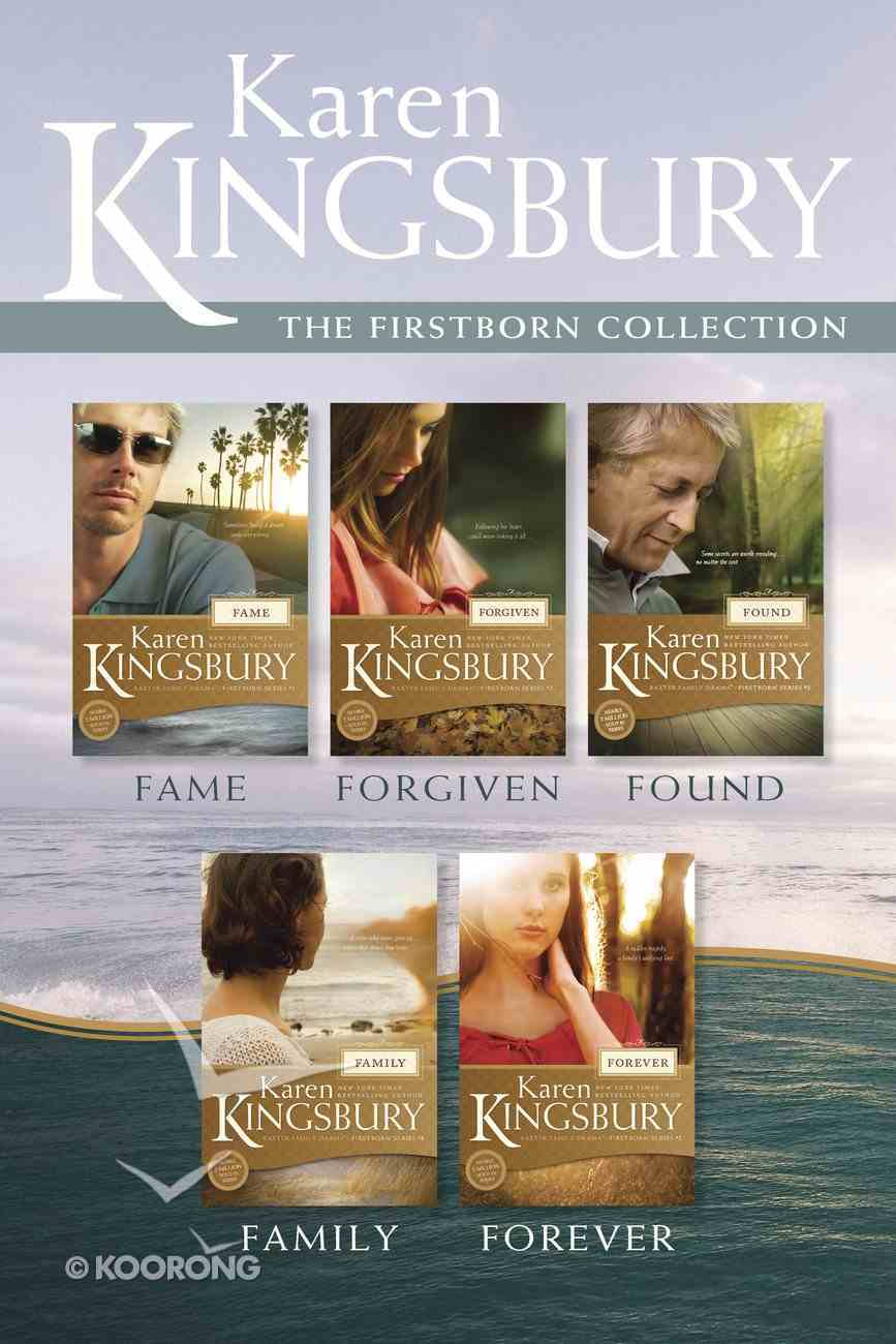 Fame / Forgiven / Found / Family / Forever (Firstborn Series) eBook