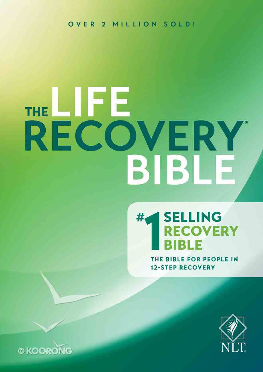 The Life Recovery Bible NLT eBook