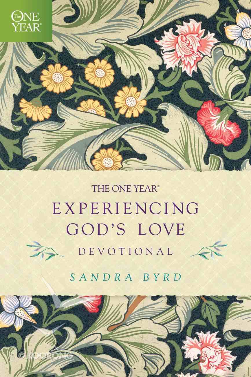 The One Year Experiencing God's Love Devotional eBook