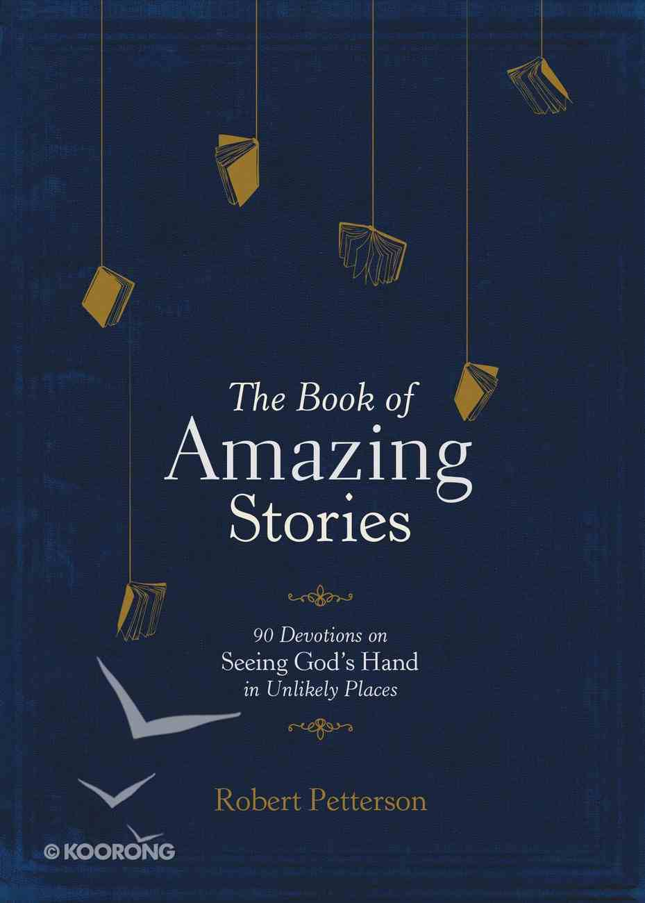 The Book of Amazing Stories eBook