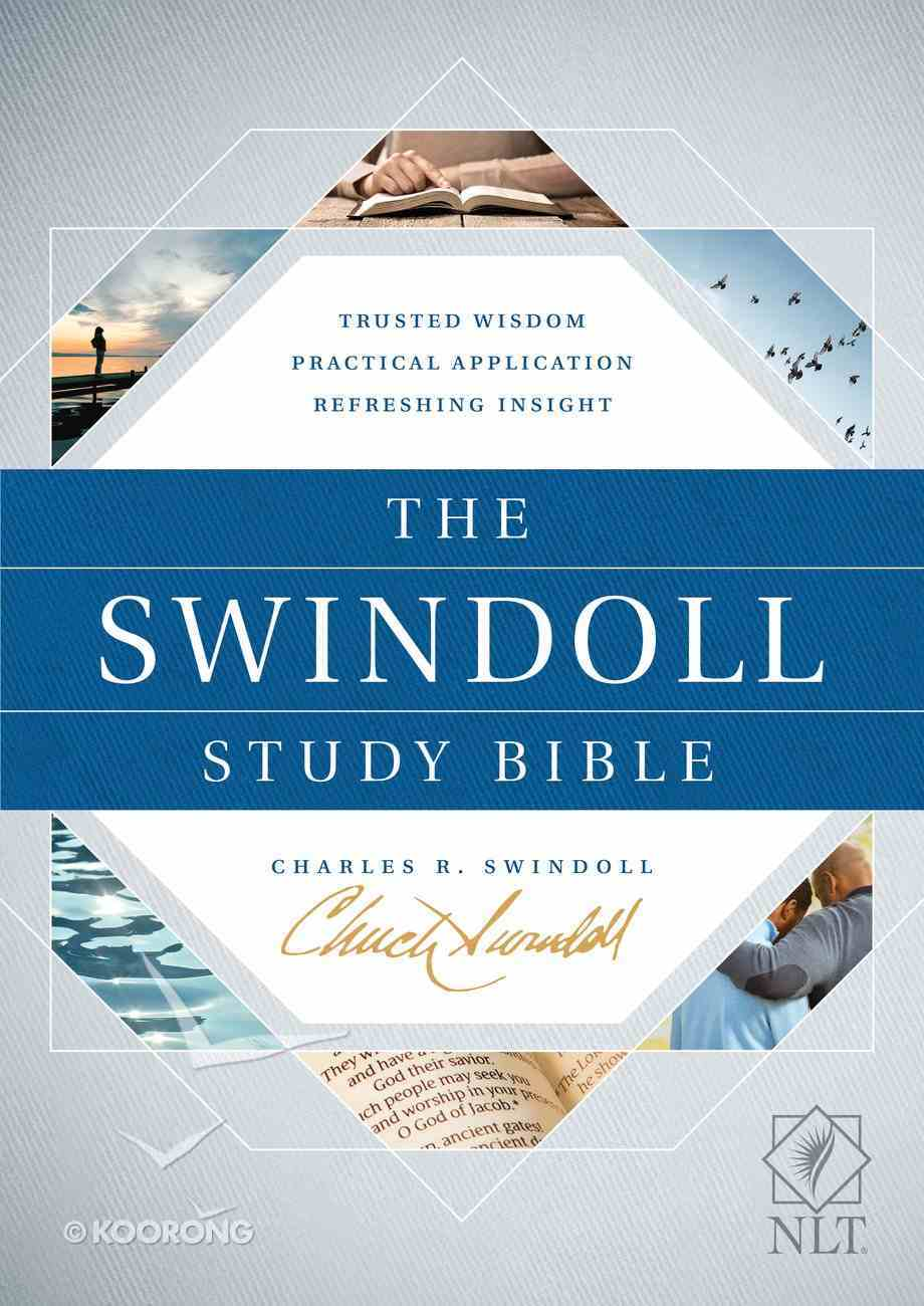 The Swindoll Study Bible NLT (Black Letter Edition) eBook
